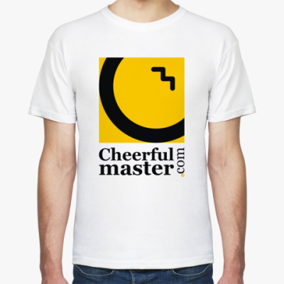 Футболка Cheerful Master