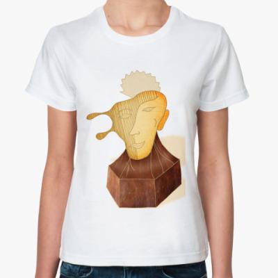 Классическая футболка Странный