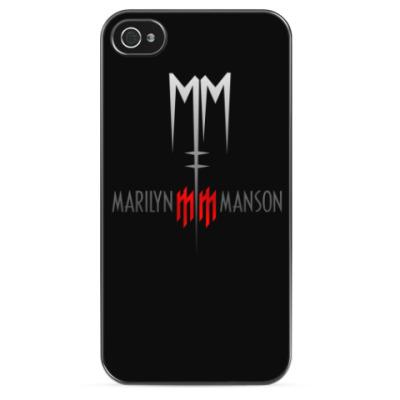 Чехол для iPhone Marilyn Manson