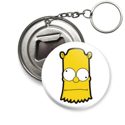 Брелок-открывашка Crazy Bart