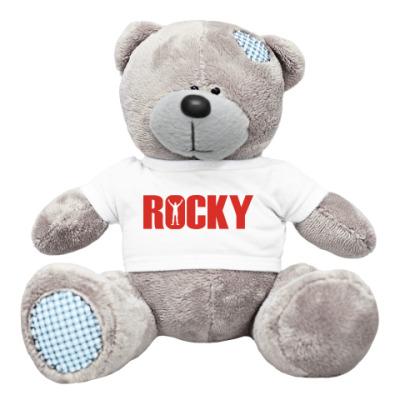 Плюшевый мишка Тедди Rocky