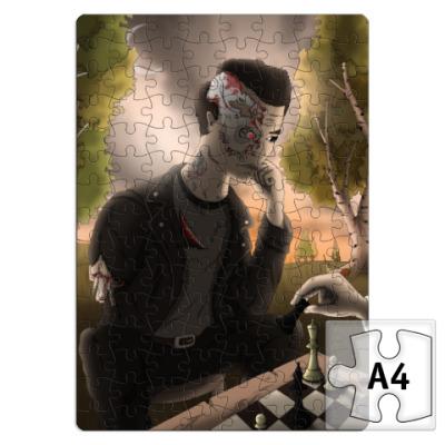 Пазл Пазл 'Терминатор' А4