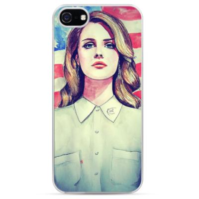 Чехол для iPhone Lana Del Rey Art