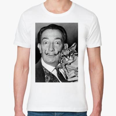 Футболка из органик-хлопка Salvador Dalí
