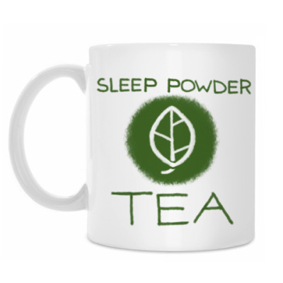 Кружка Sleep Powder Tea Pokemon