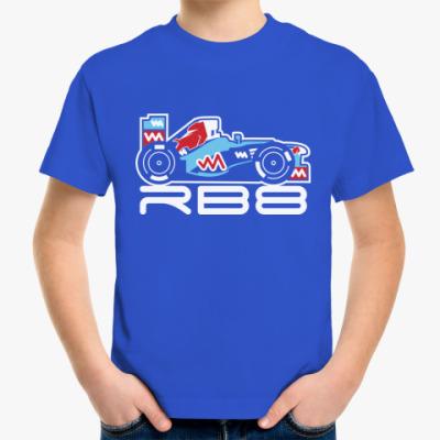 Детская футболка RB8