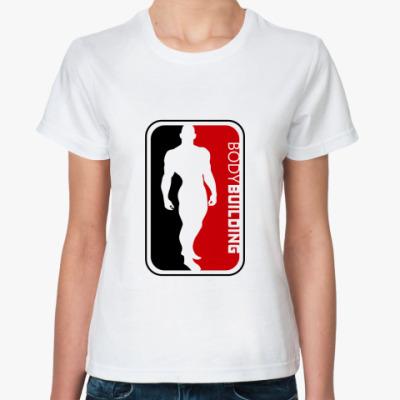 Классическая футболка BodyBuilding