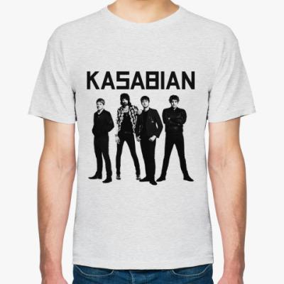 Футболка Kasabian