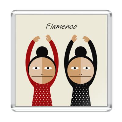 Магнит Flamenco