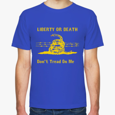 Футболка Liberty Or Death