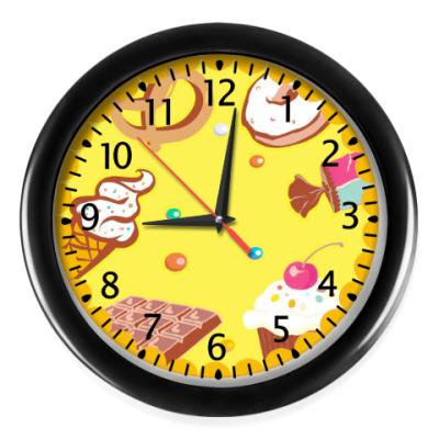 Настенные часы Сладости