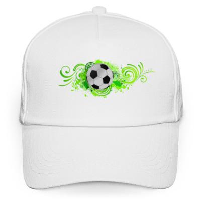 Кепка бейсболка Футбольный мяч