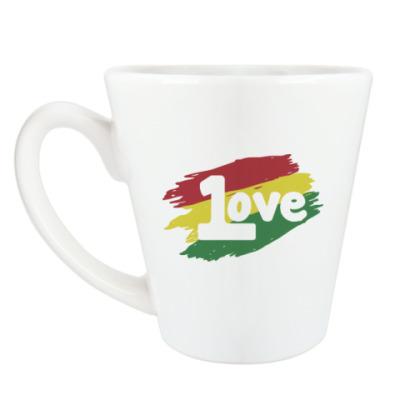 Чашка Латте 1 Love
