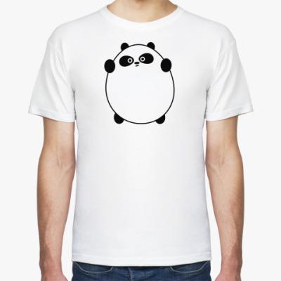 Футболка Ярость сонной панды