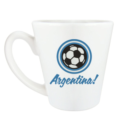 Чашка Латте Аргентина