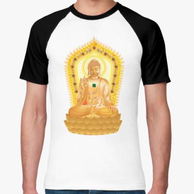Футболка реглан Buddha