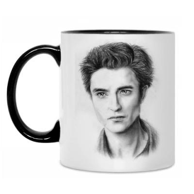 Кружка Я люблю Эдварда
