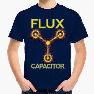 Детская футболка Энергетический Флюксуатор
