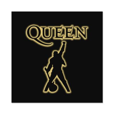 Наклейка (стикер) Queen