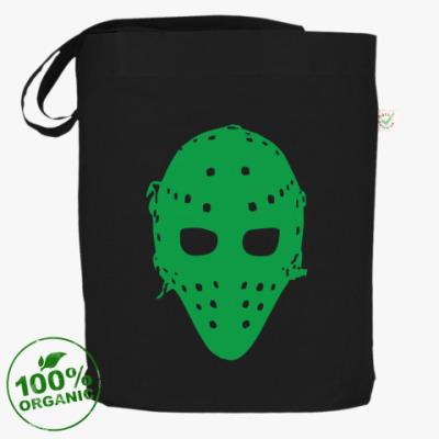Сумка Чёрная сумка Хоккейная маска