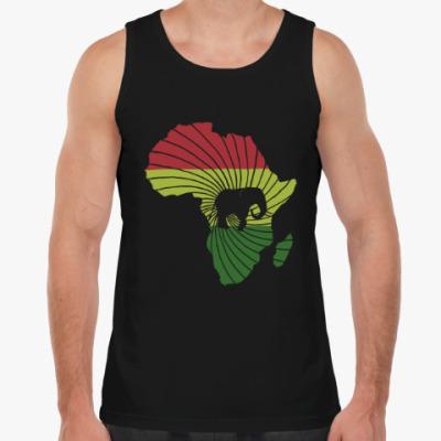 Майка Африканский слон
