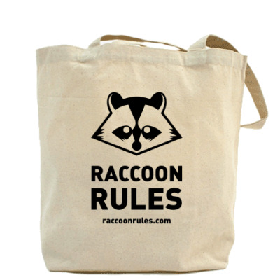 Raccoon Rules Cookies Печеньки