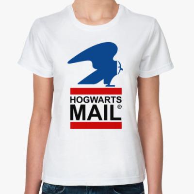 Классическая футболка Harry Potter - Почта Hogwarts