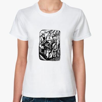 Классическая футболка Печаль