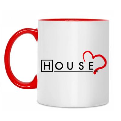 Кружка House love