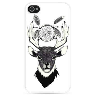Чехол для iPhone Deer Dreamcatcher