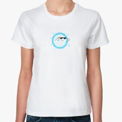 Классическая футболка  SWAG