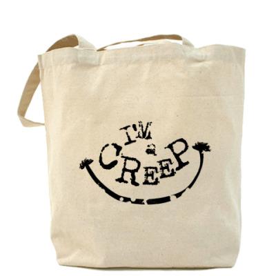 Сумка Creep Холщовая сумка