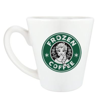 Чашка Латте Frozen coffee