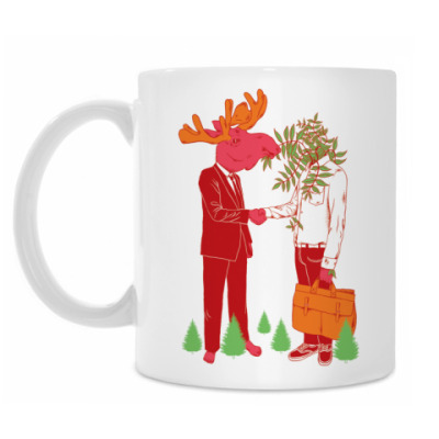 Кружка Dear Deer