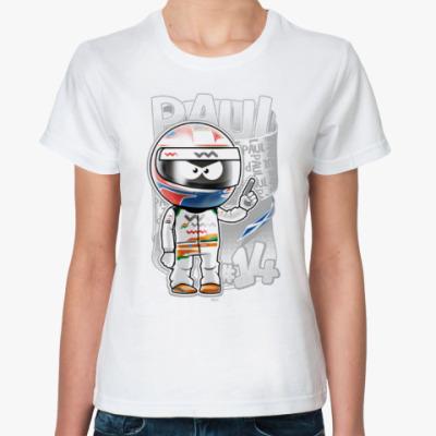 Классическая футболка Paul № 14