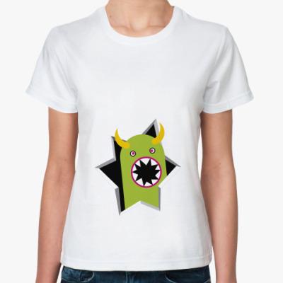 Классическая футболка Чужой!