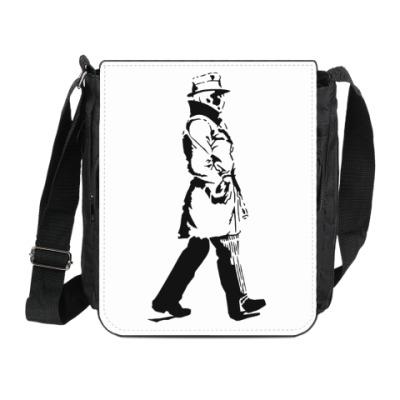 Сумка на плечо (мини-планшет) Rorschach