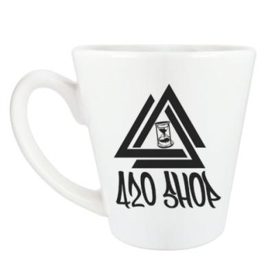 Чашка Латте 420 shop