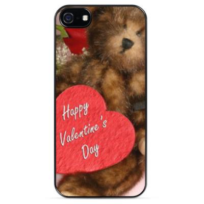 Чехол для iPhone День Святого Валентина
