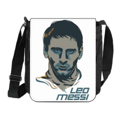 Сумка на плечо (мини-планшет) Leo Messi