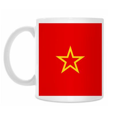 Кружка Флаг Красной Армии