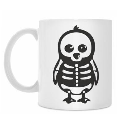 Кружка Рентген пингвина