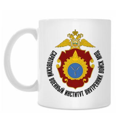 Кружка СВИ ВВ МВД России