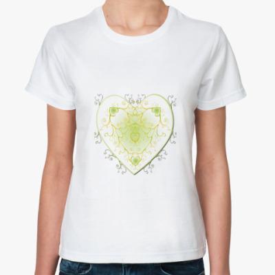 Классическая футболка GREEN