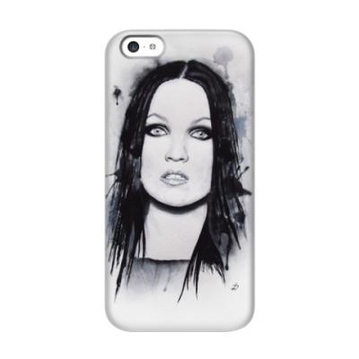 Чехол для iPhone 5c Tarja Turunen