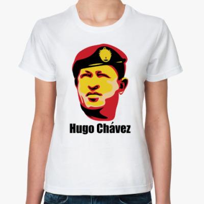 Классическая футболка Уго Чавес