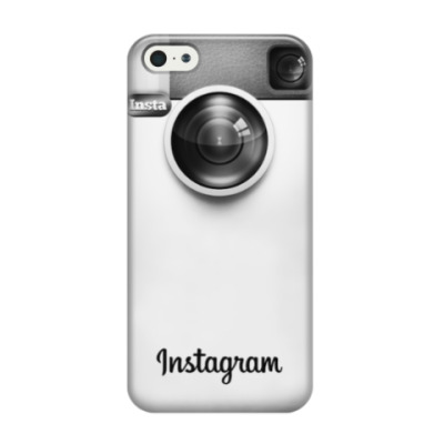 Чехол для iPhone 5/5s instagram