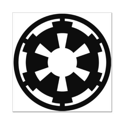 Наклейка (стикер) empire