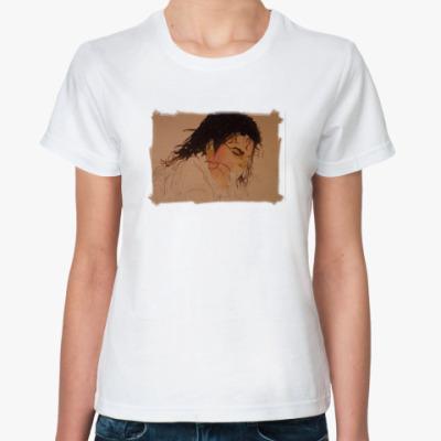 Классическая футболка   Jacko