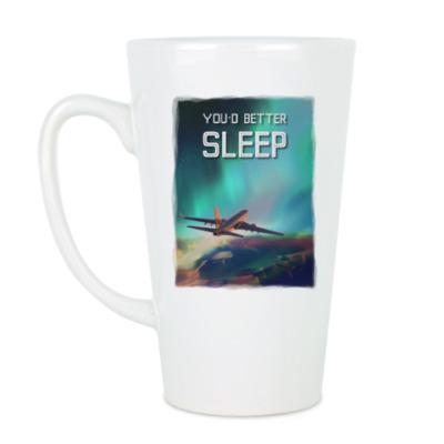 Чашка Латте Лангольеры